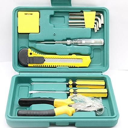 Amazon.es: AMYMGLL Suministros de coches Caja de herramientas de ...