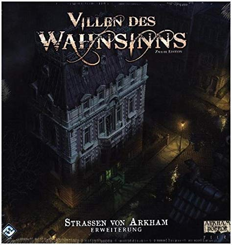 Villas of Madness 2nd Ed. – Roads of Arkham