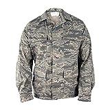 Propper Men 's Cotton Ripstop ABU Coat, Size 42in, Tiger Camo 42L