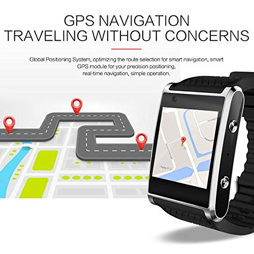 Amazon.com: Smart watch 3G X11 with Bluetooth GPS Motion Tracker ...