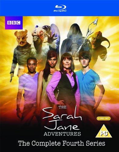 Sarah Jane Adventures Series 4 [Blu-ray]