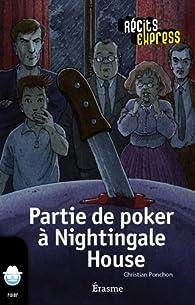 Partie de poker à Nightingale House par Christian Ponchon