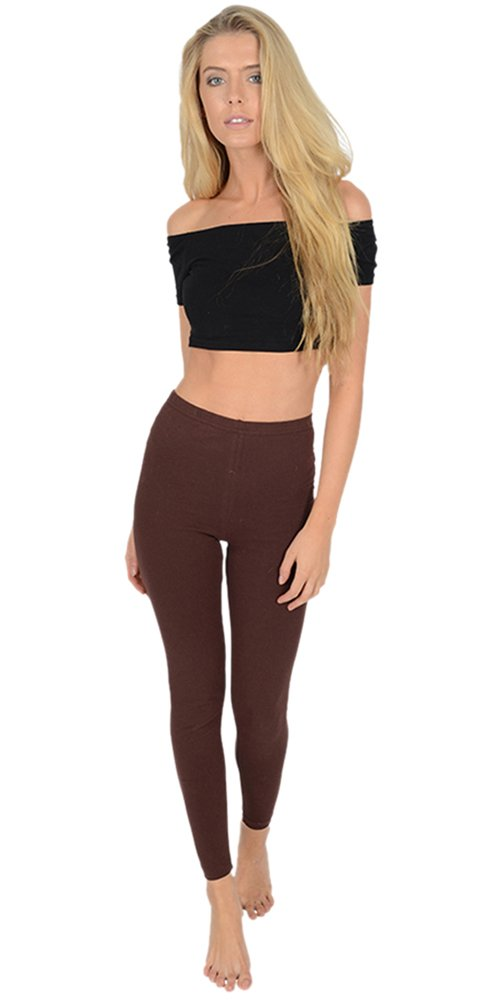 Women's Wardrobe Full Length Leggings L01-PARENT