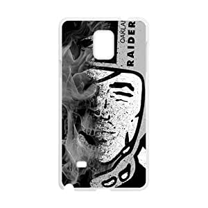 RHGGB Qakland Raiders Cell Phone Case for Samsung Galaxy Note4