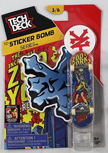 Zoo York Stickers - 6
