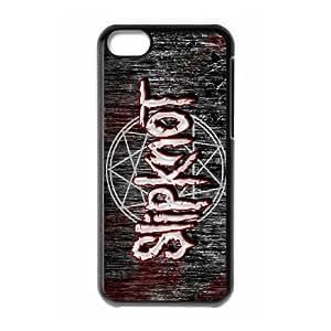 Slipknot Band theme pattern design For Apple iPhone 5C Phone Case