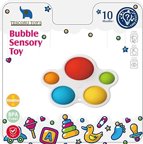 YooSine Baby Sensory Toys Dimple Toys /& Gifts for Babies and Toddlers Ages 10 Months and Up Early Education Toys