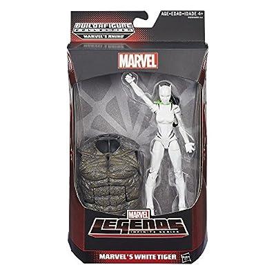 Marvel Legends Infinite Series Marvel's White Tiger: Toys & Games