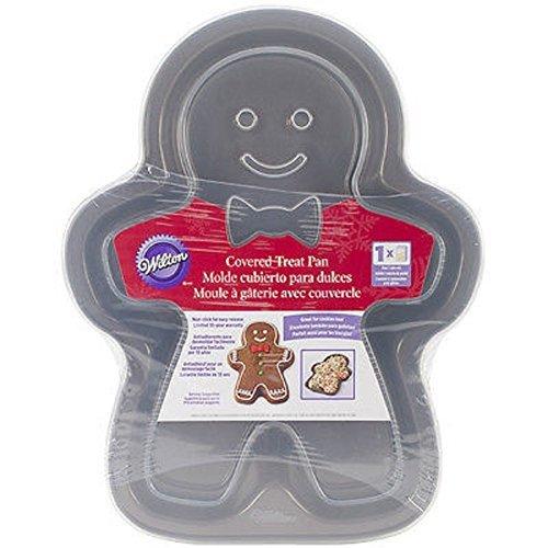 Wilton Cookie-Gingerbread Boy-cake pan
