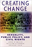 img - for Creating Change: Sexuality, Public Policy, and Civil Rights book / textbook / text book