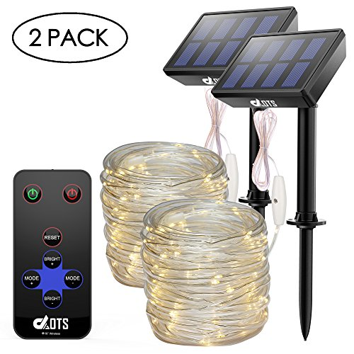 Solar Powered Garden Rope Lights