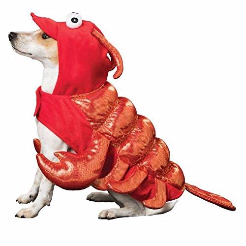 Thrills & Chills Pet Halloween Lobster Pet Costume~MEDIUM~ for $<!--$39.99-->