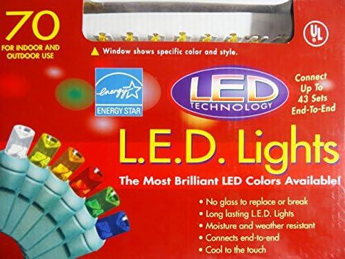 Kellogg Plastics 45607 Holiday Lighting