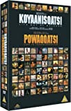 Koyaanisqatsi/Powaqqatsi - Box Set