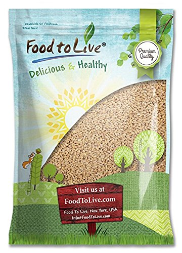 Pearl Barley by Food to Live (Kosher, Bulk) - 5 Pounds