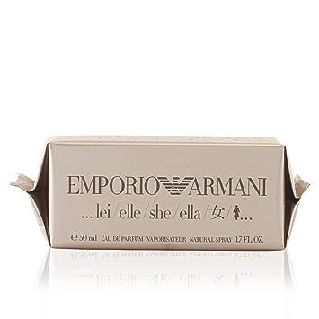 8aeeff812b5 Amazon.com   Emporio Armani By Giorgio Armani For Women. Eau De Parfum  Spray 3.4 Ounces   Emporio Armani Perfume   Beauty