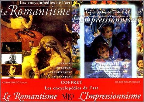 Livre gratuits en ligne Coffret du Romantisme et de l'Impressionnisme pdf