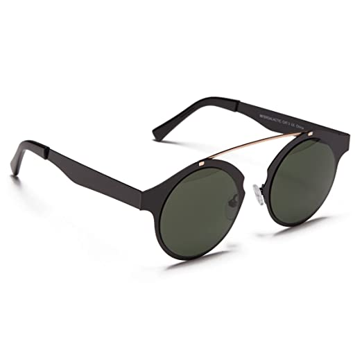 e04d217eaec Spitfire Sunglasses Intergalatic - Black Gold Black at Amazon Men s  Clothing store