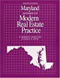 Maryland Supplement for Modern Real Estate Practice, Crawford, H. Warren and White, Donald, 0793115000