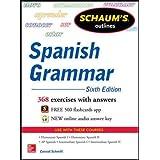 Schaum's Outline of Spanish Grammar, 6th Edition (Schaum's Outlines)