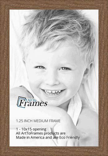 画像フレームクロムステンレススチール1.25。。」Wide 11 x 15