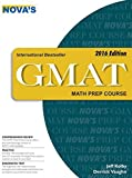 Novas Gmat Math Prep Course 2016 Edition
