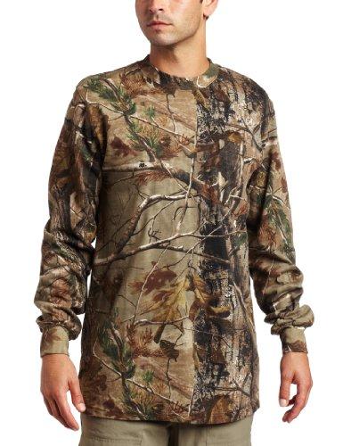 Russell Outdoors Men's Explorer Long Sleeve T-Shirt (AP, Small)