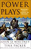 img - for Power Plays: Shakespeare's Lessons in Leadership and Management book / textbook / text book