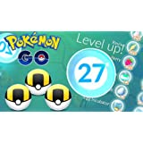 [INSTANT] Pokemon-Go-Account level 27 | 2K+CP | Crazy Stardust [Premium] New