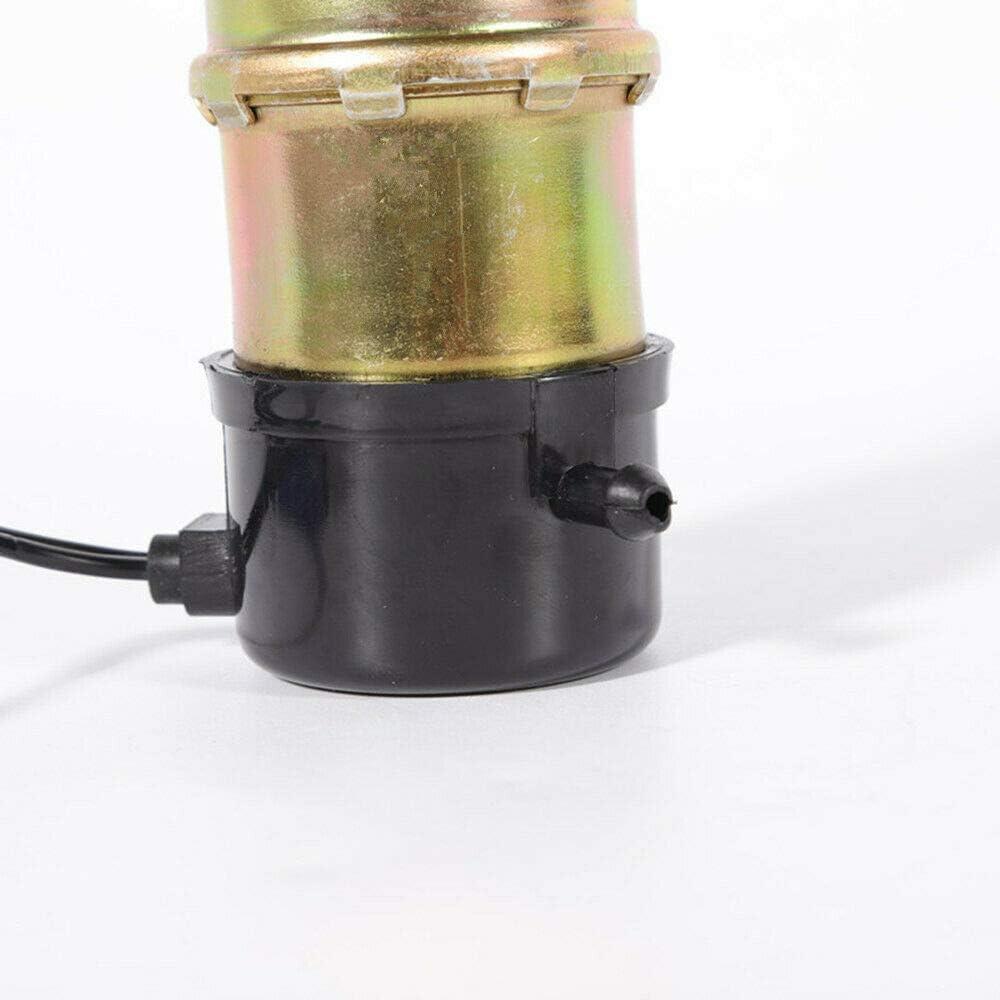 6mm Kraftstoffpumpe Benzinpumpe Vorf/örderpumpe Benzin f/ür 1998-2003 X-V 535 F-J 1200 Vi-rago