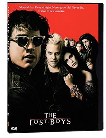 Vampires movies lot boy