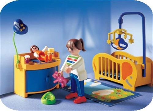 PLAYMOBIL® 3207 - Babyzimmer: Amazon.de: Spielzeug