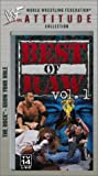 WWF: Best of Raw, Vol. 1 [VHS]