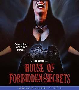 House Of Forbidden Secrets [Blu-ray]