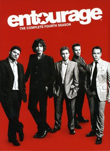 DVD : Entourage: The Complete Fourth Season (Widescreen, Slipsleeve Packaging, , Digipack Packaging, 3 Disc)