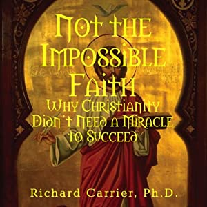 Not the Impossible Faith Hörbuch