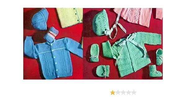 Amazon.com: Hermoso bebé tejer patrones (Spanish Edition) eBook: Unknown: Kindle Store