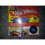 Hot Wheels Vintage Collection Twin Mill with Matching Collector's Button