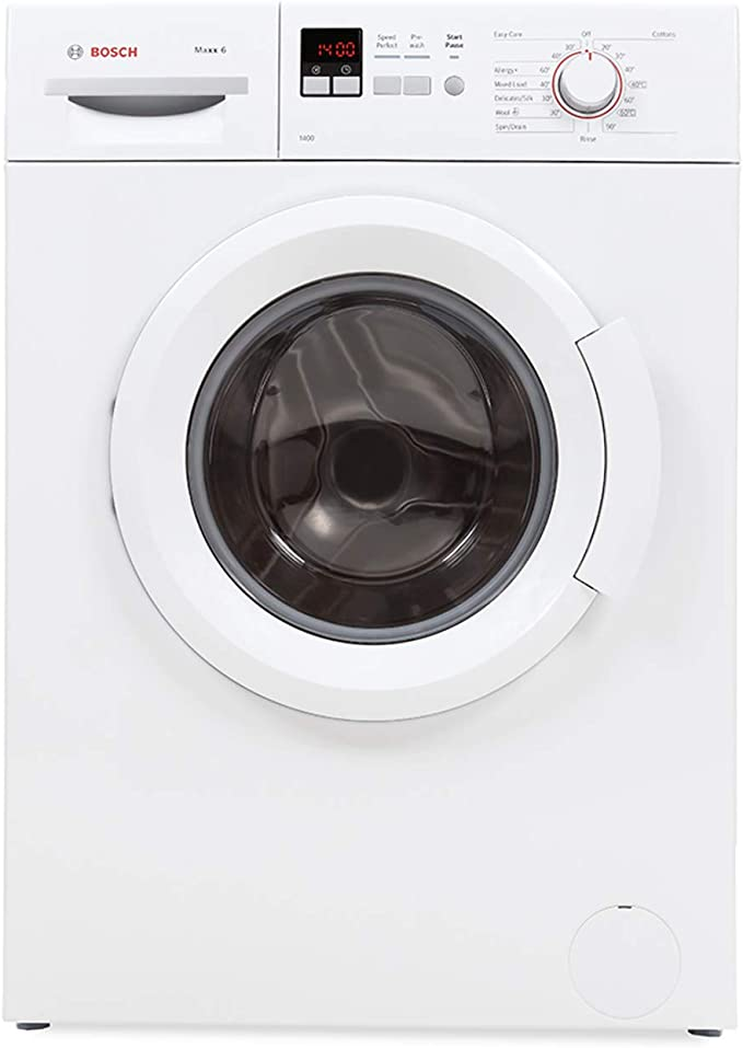 Bosch Ltd WAB28162GB 1400rpm Washing Machine 6kg Load Class A+++ White [Energy Class A+++]