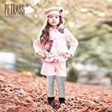 Girls Tights Toddler Cable Knit Cotton Footed