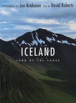 Iceland: Land of the Sagas 0810934523 Book Cover