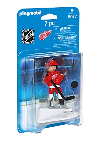 PLAYMOBIL NHL Detroit Red Wings Player (Detroit Red Wings Best Players)