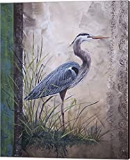 blue heron meaning native american