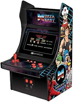 Amazon com: My Arcade Data East Classics Mini Player - 10