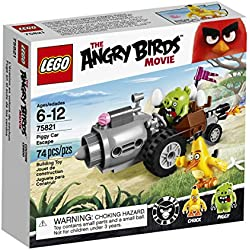 512KHMOjudL._AC_UL250_SR250,250_ The Angry Birds Movie: Too Many Pigs (I Can Read Level 2)