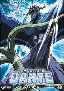 Demon Lord Dante 2: Dante Rages [USA] [DVD]