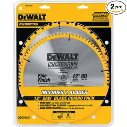 Dewalt compound miter saw blade