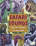 Hear and There Book: Safari Sounds (Here and There)