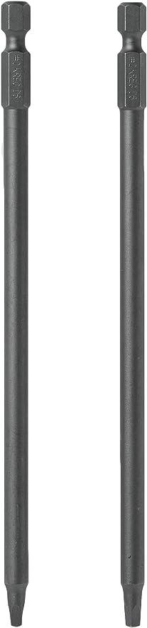 Kreg D6X2 2 Pack Versatile 6-in Square Driver Bit For Kreg Pocket Hole Systems