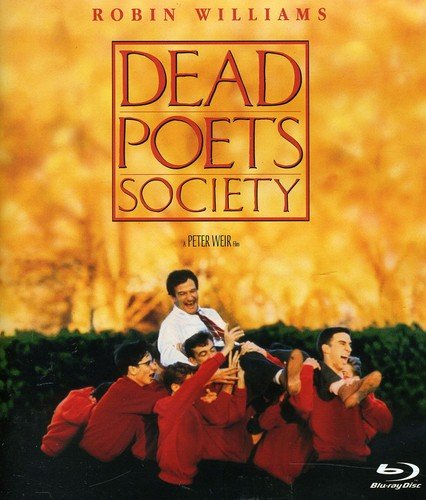 Dead Poets Society [Blu-ray] Robin Williams Ethan Hawke Touchstone Home Entertainment 24141372